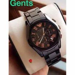 Armani Stainless Steel Staps Wrist Watch