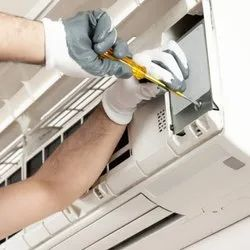 Commercial Split Air Conditioner Services, Copper, Capacity: >2 Tons