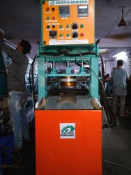 Fully Automatic Designer Paper Plate Making Machine