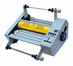 Thermal Lamination Machine 25 TLM 25R ( Rubber Roller) With Stand