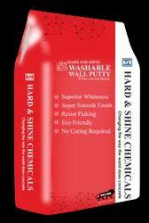HARD AND SHINE WATERPROOF WASHABLE WALL PUTTY