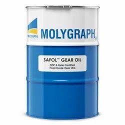 Safol Gear Oil Series 68 Viscosity NSF and Halal Certified Food Grade Gear Oils