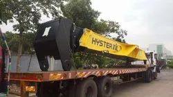 heavy forklift transportation service