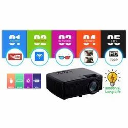 Ts Wi-fi Smart 3d Support LED Projector