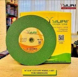 Yuri Green Line Cutting Wheel