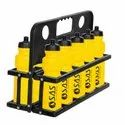 Collapsible Water Bottle Carrier For 10 Bottles