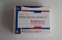 Rabivax S Rabies Vaccine
