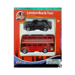 Motormax London Bus And Taxi