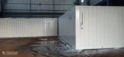 Containerised Sewage Treatment Plants, Automation Grade: Automatic