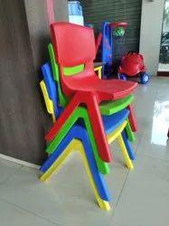 Kilkari Plastic Chair