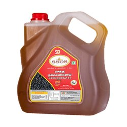 5Liter Cheeku Gingelly Oil