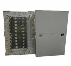 Silver MDF 10 Pair DP Box, For Home