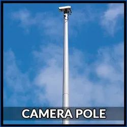 Solar CCTV Pole Camera