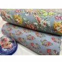 Printing Cotton Nighty Fabric