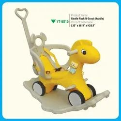 Steed Push N Scoot Rider( With Handle)