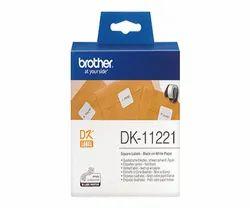 DK-11221 Multipurpose Labels 23mm x 23mm x 1000pcs