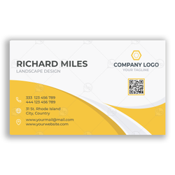 Art Paper Multicolor Visiting Card Standard Quality Both Side, Size: 89mm X 54mm