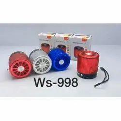 WS-998 Mini Bluetooth Speaker