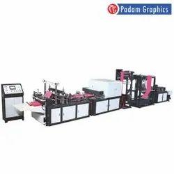 TRBM-DB700 Automatic Non Woven Bag Making Machine