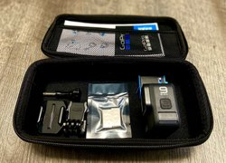 GoPro - Hero9 Black 5K & 20 MP Streaming Action Camera Black