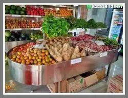 Fruit & Vegetable Rack Pathanamthitta