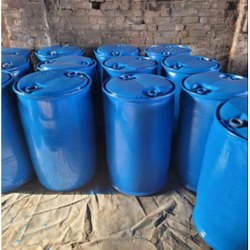 Mahakali Industries Blue Empty Plastic Barrel, For Chemical, Capacity: 250 Liter