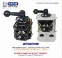 32a Change Over Switch, Reverse Forward Switch, On Off Switch, Phase Selector Switch