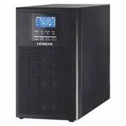 Online UPSHitachi Hi-Rel 2 kva Online UPS with internal battery
