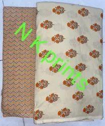 All India Cotton Printed Camrik Fabrics