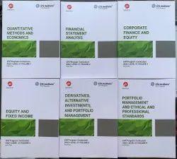 English CFA Program Curriculum 2022 Level II Volumes 1-6 Box Set