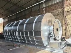 Waste Tyre Recycle Machine