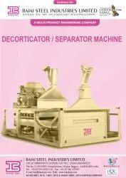 Decorticator / Separator Machine