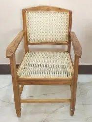 Wooden Wire Chair