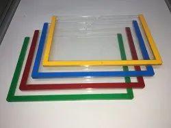A3/A4 Size Acrylic Folders