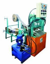 Fully Automatic Hydraulic Chilla Plate Making Machine