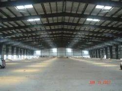 Steel Prefab Industrial Shelters