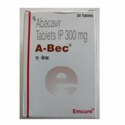 A Bec 300mg Tablets