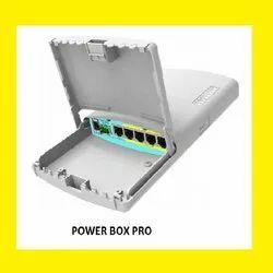 Mikrotik Power Box