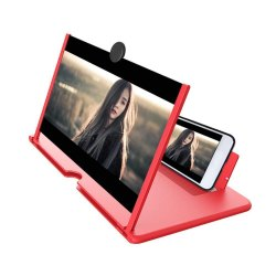 3D Glass Plastic Screen Enlarger