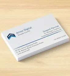 Visiting Card Printing Services, in Local Area