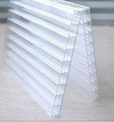 Transparent Polycarbonate Multiwall Sheets