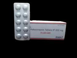 Avukit-200 Ketaconazole 200mg Tab 10x10