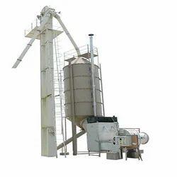 Maize Dryer Machine