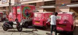 Vinyl Vehicle Wraps Digital Printing Services