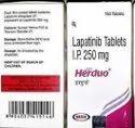 Herduo Lapatinib 250mg tablet