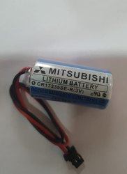 Mitsubishi Lithium Battery CR17335SE-R (3 V), Battery Type: Lithium-ion