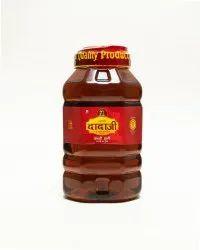 5L Dadaji Kachi Ghani Mustard Oil, Packaging Type: Plastic Container, Packaging Size: 5 Liter
