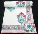 Hand Block Printed Cotton Dohar