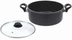 Stew Pan With Glass Lid