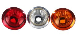 Bus Tail Lamp Rinder with Ring